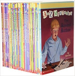 Download A to Z Mysteries free book as pdf format