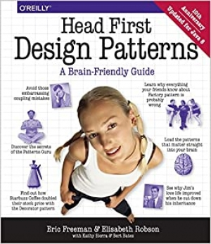 Download Head First Design Patterns: A Brain-Friendly Guide free book as pdf format