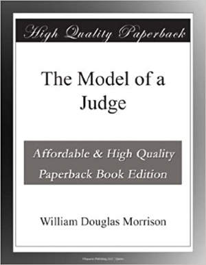 Download The Model of a Judge free book as epub format