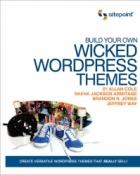 Book Build Your Own Wicked WordPress Themes free