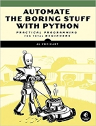 Book Automate the Boring Stuff with Python: Practical Programming for Total Beginners free