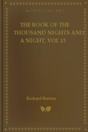 Download The Book of the Thousand Nights and a Night, vol 13 free book as pdf format