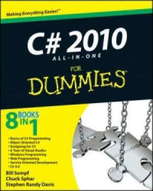 Download C# 2010 All-in-One For Dummies free book as pdf format