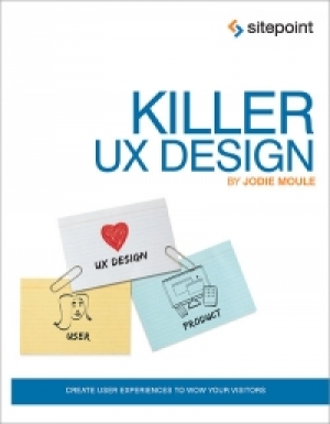 Download Killer UX Design free book as pdf format