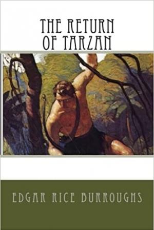 Download The Return Of Tarzan free book as epub format