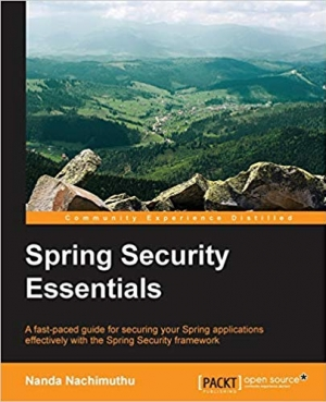 Download Spring Security Essentials free book as pdf format
