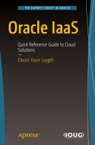 Book Oracle IaaS Quick Reference Guide to Cloud Solutions free