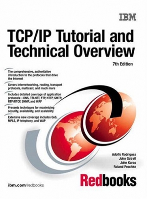 Download TCP/IP Tutorial and Technical Overview, 8th Edition free book as pdf format