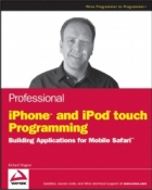 Book Professional iPhone and iPod touch Programming free