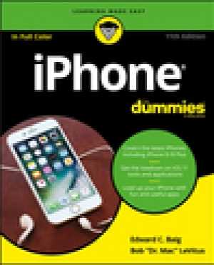 Download iPhone For Dummies, 11th Edition free book as pdf format