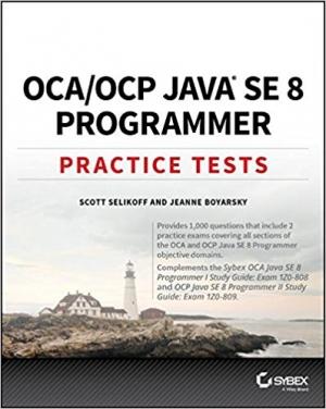 Download OCA / OCP Practice Tests free book as pdf format