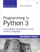 Book Programming in Python 3, 2nd Edition free