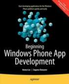 Book Beginning Windows Phone App Development free
