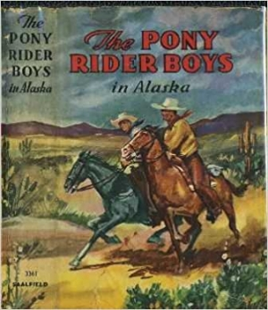 Download The PONY RIDER BOYS In ALASKA free book as epub format