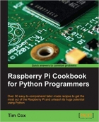 Book Raspberry Pi Cookbook for Python Programmers free