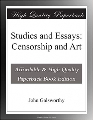 Download Studies and Essays: Censorship and Art free book as pdf format
