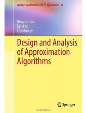 Download Design and Analysis of Approximation Algorithms free book as pdf format