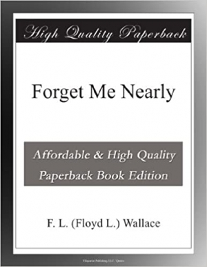 Download Forget Me Nearly free book as epub format