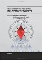 Book Key Issues for Management of Innovative Projects free