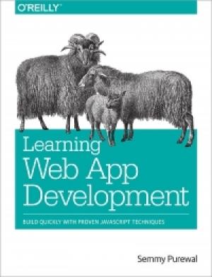 Download Learning Web App Development free book as pdf format
