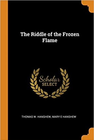 Download The Riddle of the Frozen Flame free book as epub format