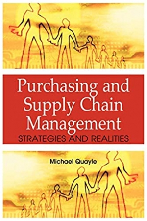 Download Purchasing and Supply Chain Management: Strategies and Realities free book as pdf format