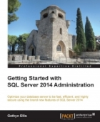 Book Getting Started with SQL Server 2014 Administration free