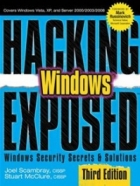 Hacking Exposed Windows, 3rd Edition