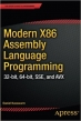 Book Modern X86 Assembly Language Programming free