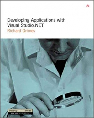 Download Developing Applications with Visual Studio.NET free book as pdf format