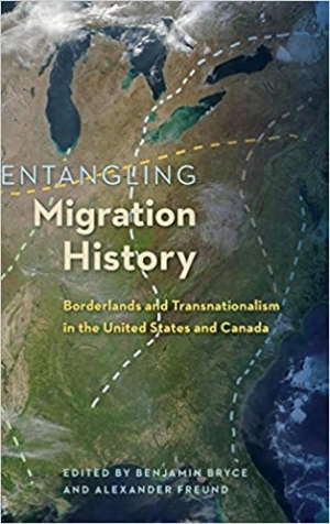 Download Entangling Migration History: Borderlands and Transnationalism in the United States and Canada (Contested Boundaries) free book as pdf format