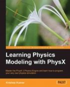 Learning Physics Modeling with PhysX