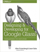 Book Designing and Developing for Google Glass free