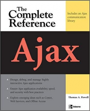 Download Ajax: The Complete Reference free book as pdf format