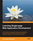 Book Learning Single-page Web Application Development free