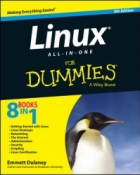 Book Linux All-in-One For Dummies, 5th Edition free