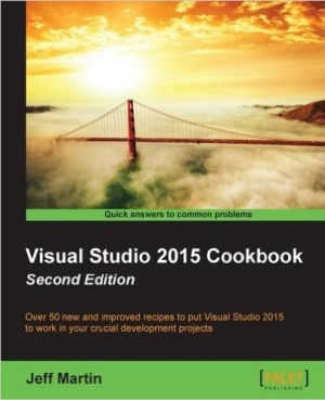 Download Visual Studio 2015 Cookbook, 2nd Edition free book as pdf format