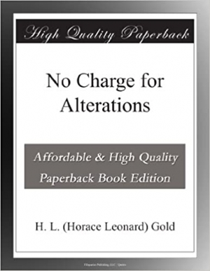 Download No Charge for Alterations free book as epub format