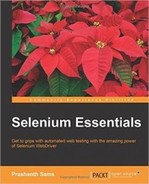 Download Selenium Essentials free book as pdf format