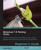 Book Selenium 1.0 Testing Tools: Beginner's Guide free