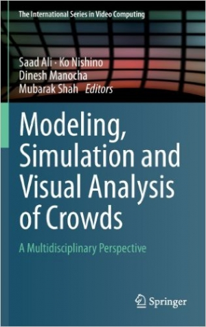 Download Modeling, Simulation And Visual Analysis Of Crowds free book as pdf format