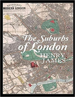 Download The Suburbs of London free book as epub format