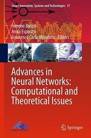 Download Advances in Neural Networks: Computational and Theoretical Issues free book as pdf format