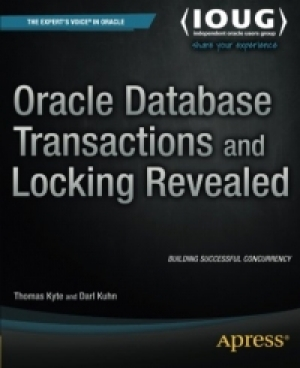 Download Oracle Database Transactions and Locking Revealed free book as pdf format