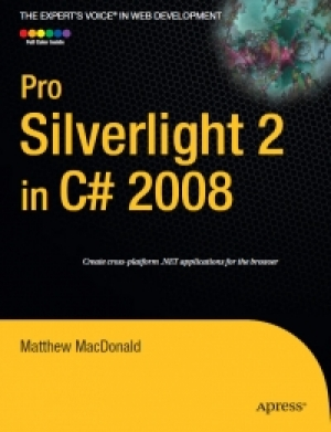 Download Pro Silverlight 2 in C# 2008 free book as pdf format