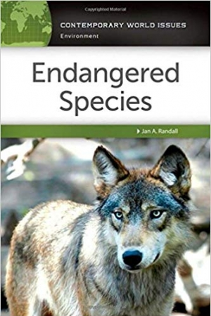 Download Endangered Species: A Reference Handbook (Contemporary World Issues) free book as pdf format