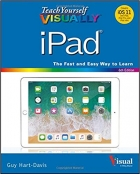 Book Teach Yourself VISUALLY iPad, 6th Edition free