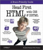Book Head First HTML with CSS & XHTML free