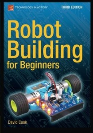 Download Robot Building for Beginners, Third Edition free book as pdf format
