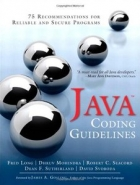 Book Java Coding Guidelines free